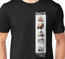 Once Upon a Time Characters Unisex T-Shirt
