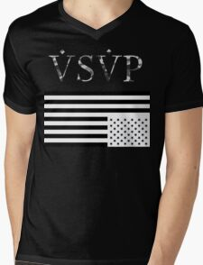 ASAP - Logo Mens V-Neck T-Shirt