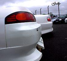 Chaser and S14 by DonS14