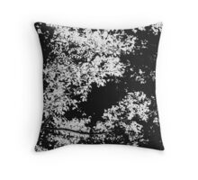 Series: Leaves 6 Throw Pillow