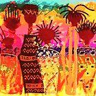 Hawaiian Sisters by © Angela L Walker