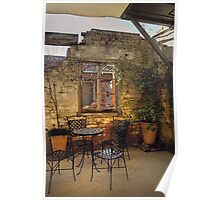 Coffee nook ~ Licorice Factory ~ Junee NSW Poster