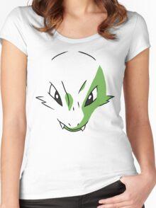Pokemon - Scyther Women's Fitted Scoop T-Shirt