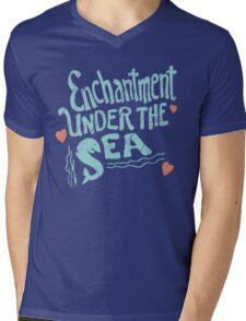Enchantment under the sea Mens V-Neck T-Shirt