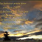 The Heavens Praise by Glenn McCarthy