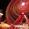 A Fairground at Night