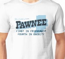 Greetings from Pawnee Unisex T-Shirt