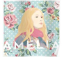 Amelia Pond Poster