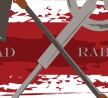 Dead Rabbits Sticker