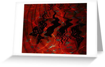Night Swimming by Diane Johnson-Mosley