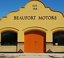 Beaufort Motors by Joe Mortelliti