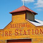 Beaufort Fire Station by Joe Mortelliti