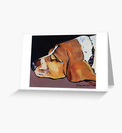 Farley Greeting Card