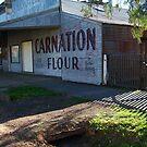 Carnation Flour by Joe Mortelliti