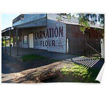 Carnation Flour Poster