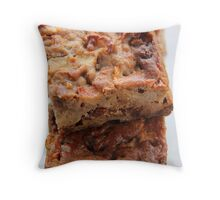Date Slice Throw Pillow