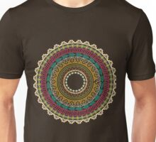 Ethnic Aztec circle ornament Unisex T-Shirt
