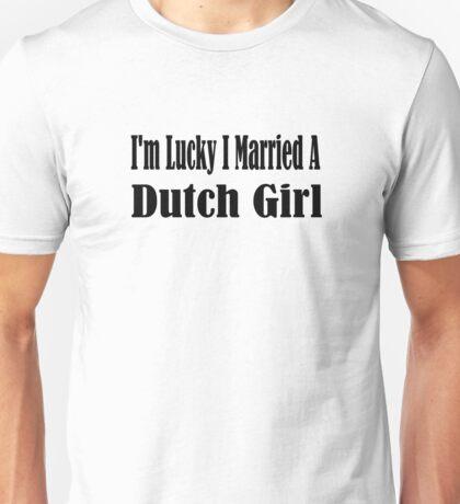 Dutch Unisex T-Shirt