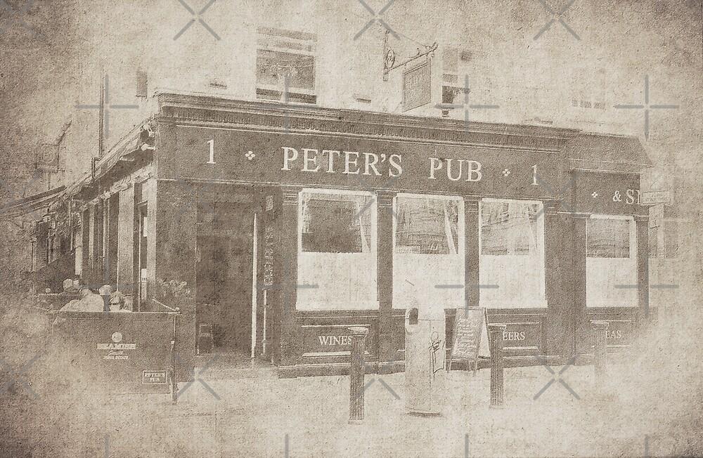 Peter's Pub, Dublin by Denise Abé