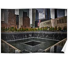 North Tower 9/11 Memorial Poster