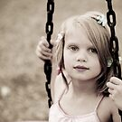 on the tire swing... by Jen Wahl