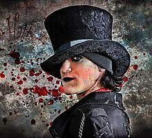 The Hatter by Samuel Vega