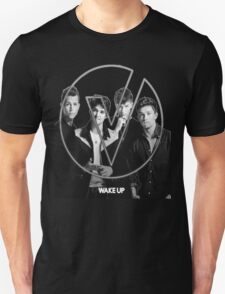 The Vamps - Wake Up Cover Album Black T-Shirt