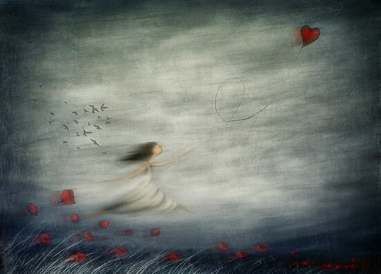 Follow your heart by Amanda  Cass