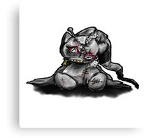 Banette the discarded toy Canvas Print