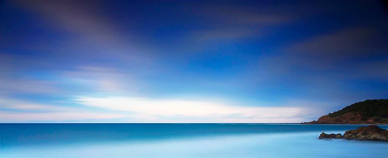 Wategos Byron Bay by Maxwell Campbell