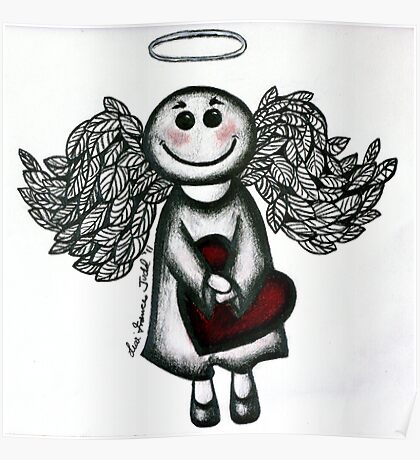 Angel Heart - bringing you some love! Poster