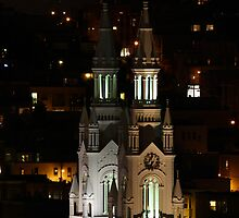 Saints Peter and Paul Church by fototaker