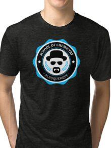 University Of Chemistry Tri-blend T-Shirt