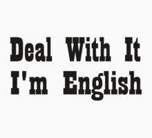 English Kids Tee