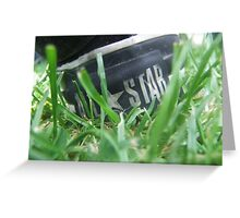All Star Ant view Greeting Card