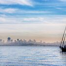 San Francisco Bay by Gordon Pressley