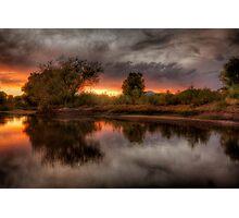 River Light Photographic Print