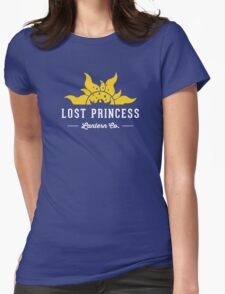 Lost Princess Lantern Co. Womens Fitted T-Shirt