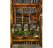 Coffee nook #2  ~ Licorice Factory ~ Junee NSW Photographic Print