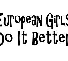 European by greatshirts