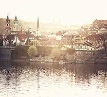 prague by Natasha Calhoun