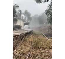 Kandos Railway Station NSW Australia Photographic Print
