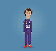 Alain by pixelfaces