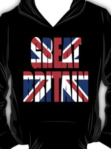Great Britain and Union Jack T-Shirt