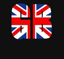 GB and Union Jack Long Sleeve T-Shirt