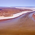 Lake Eyre, Outback South Australia 516 by haymelter