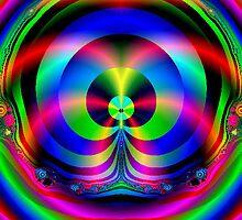 Casting Rainbow Colors for LOVE n PEACE by BingoStar