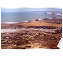 Lake Eyre, Outback South Australia 543 Poster