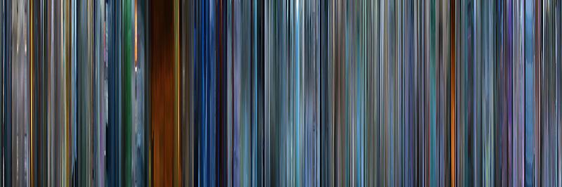 Moviebarcode: Chungking Express (1994) by moviebarcode