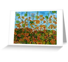 From Fields of GOLD Greeting Card